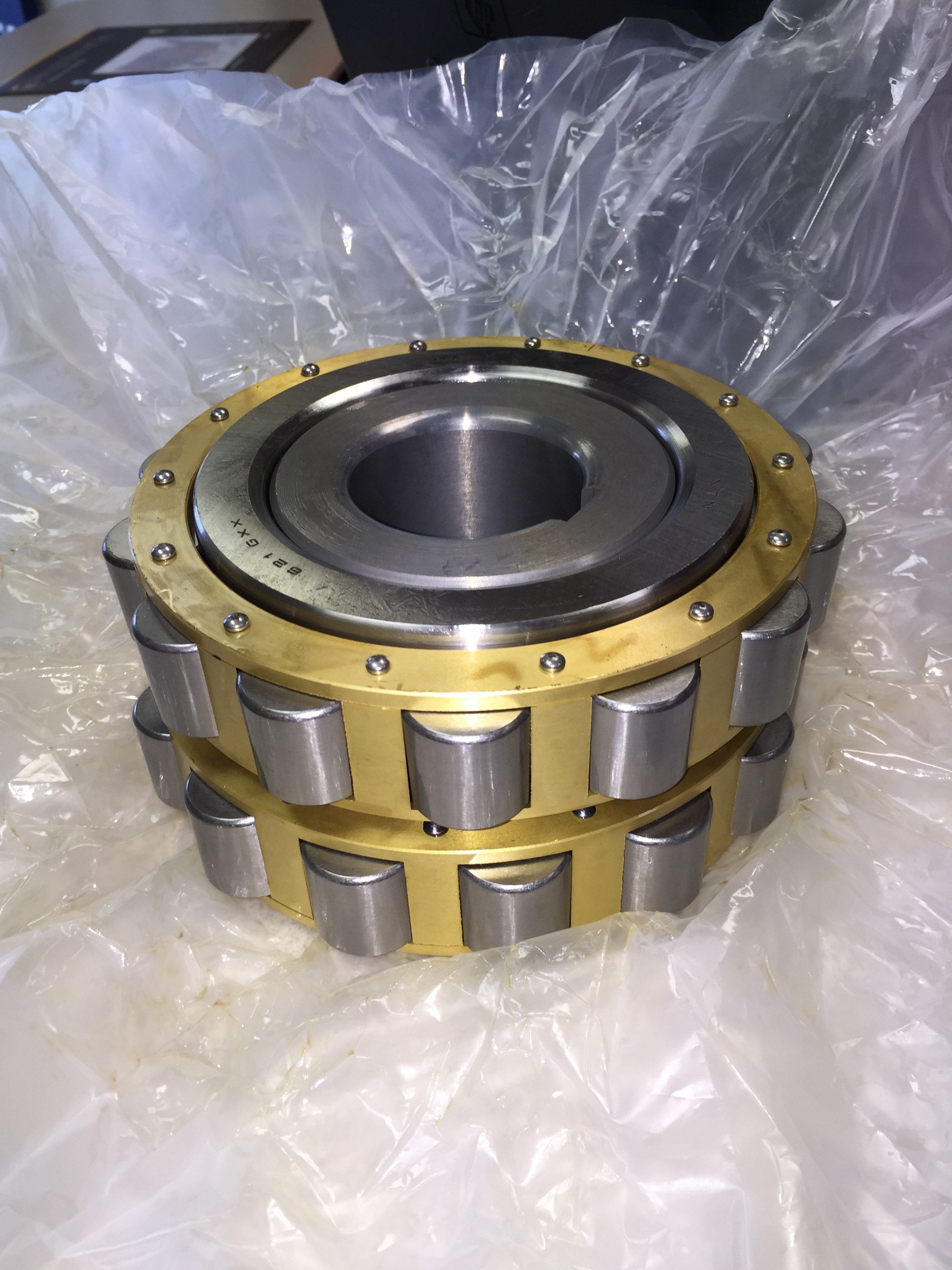 Mixer Parts Fabrication: Bearings