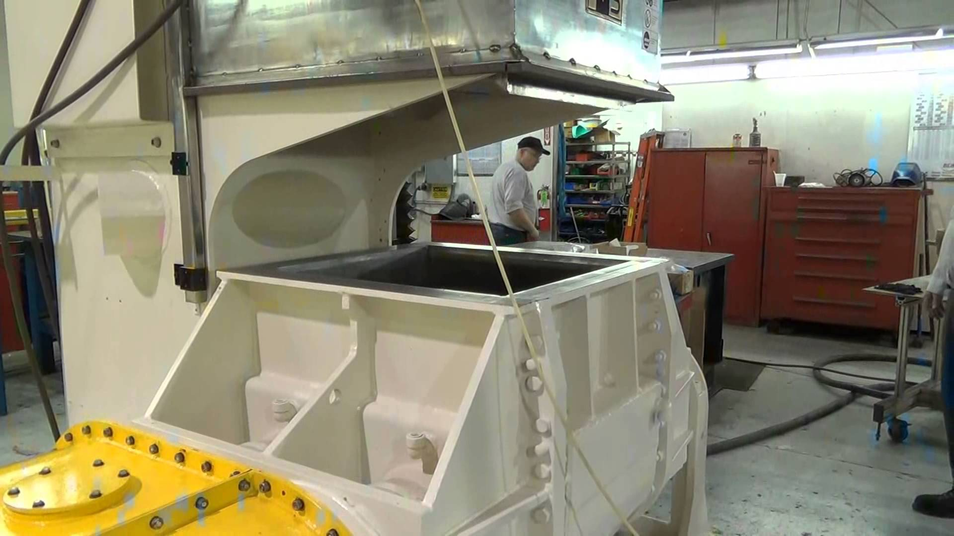 Moriyama Mixer Repair