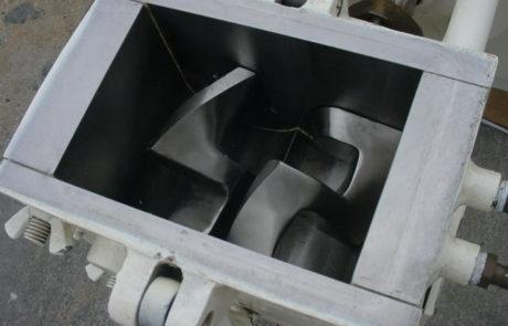 Readco Mixer Rebuild